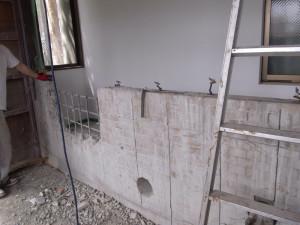 壁の解体方法