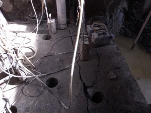コンクリート解体 バースター工法