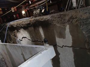 コンクリートの割り方