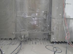 コンクリートの切断