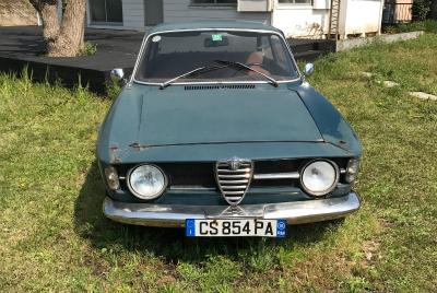 アルファロメオ旧車