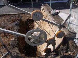 コンクリートの切り方